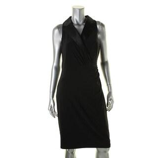Lauren Ralph Lauren Womens Casual Dress Jersey Stretch