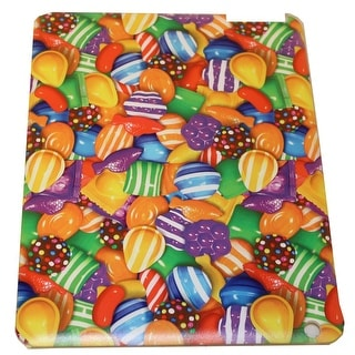 Candy Crush iPad Hard Case Multi Color With Fish