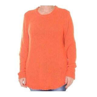 Lauren Ralph Lauren Crewneck Long Sleeve Sweater - XL