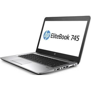HP EliteBook 745 G3 L9Z80AV Notebook PC - AMD A8-8600B 1.6 GHz (Refurbished)
