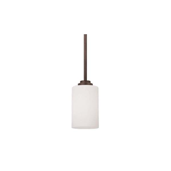 Millennium Lighting 7251 Bristo 1-Light Mini Pendant