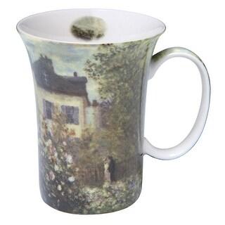 Bone China Monet Mug Sets in Gift Box - 10 in. x 10 in. x 4 in.
