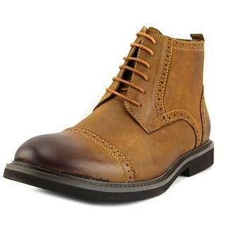 J75 by Jump Bainbridge   Cap Toe Leather  Boot
