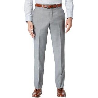 Tommy Hilfiger Mens Tyler Suit Pants Wool Formal