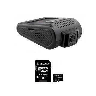 Spy Tec A119s Dashcam Sony Imx291 60Fps 1080P Sensor Novatek 96660 Car Dash Cam With 64Gb Microsd Card
