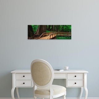 Easy Art Prints Terry Eggers's 'US48 TEG0141' Premium Canvas Art