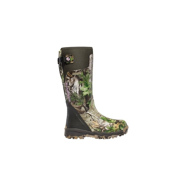 1cacb3c7ff57e LaCrosse Women's Alphaburly Pro Hunting Boot Realtree Xtra Green w/  Removable