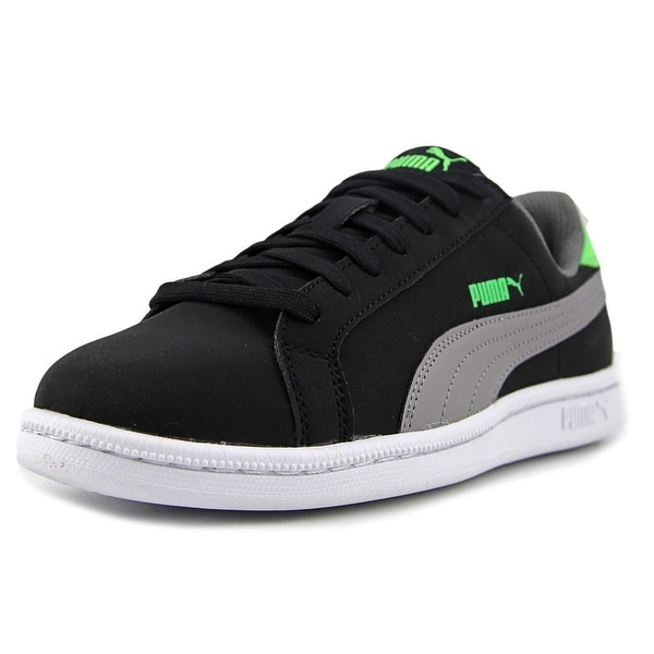 Shop Puma Smash FUN Buck Jr Youth Round Toe Synthetic Black Sneakers ... cc7c028cc