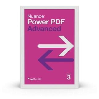 Nuance Power PDF Advanced 3.0