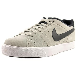 Nike Court Tour Men Round Toe Suede Gray Sneakers