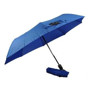 Rain Pro Super Mini Blue Umbrella with Automatic Open Handle