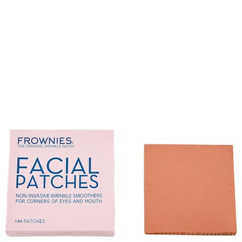 Frownies Facial Patches for Corners of Eyes and Mouth 144 Ct