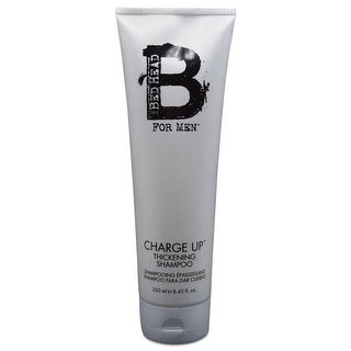 TIGI Bed Head For Men Charge Up Thickening Shampoo 8.45 fl oz