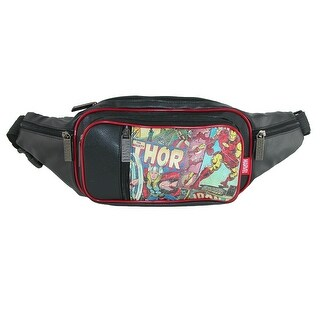 Marvel Retro Comics Multi Pocket Waist Pack