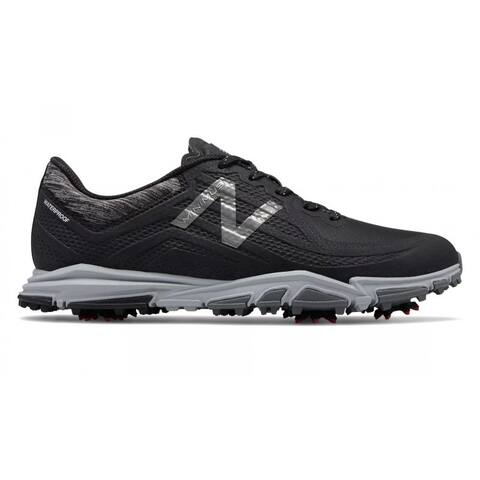 Men's New Balance Minimus Tour Black Golf Shoes NBG1007BK (MED)