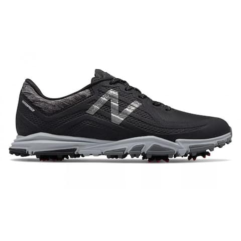 Men's New Balance Minimus Tour Black Golf Shoes NBG1007BK-W (WIDE)