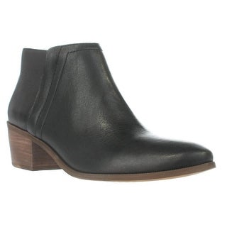 Carlos by Carlos Santana Hyde Short Ankle Booties, Black