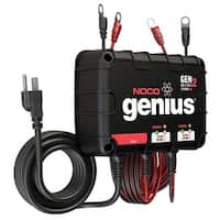Noco Genius Genm2 8A 2 Bank Onboard Battery Charger - GENM2