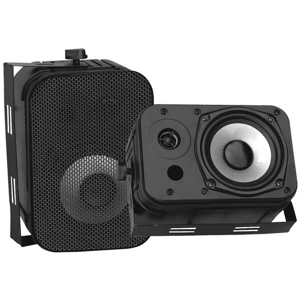 "Pyle Outdoor 5-1/4"" Speaker Monitor Black"