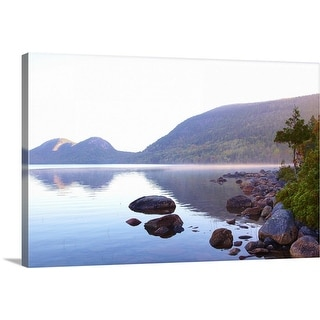 """Acadia National Park"" Canvas Wall Art"