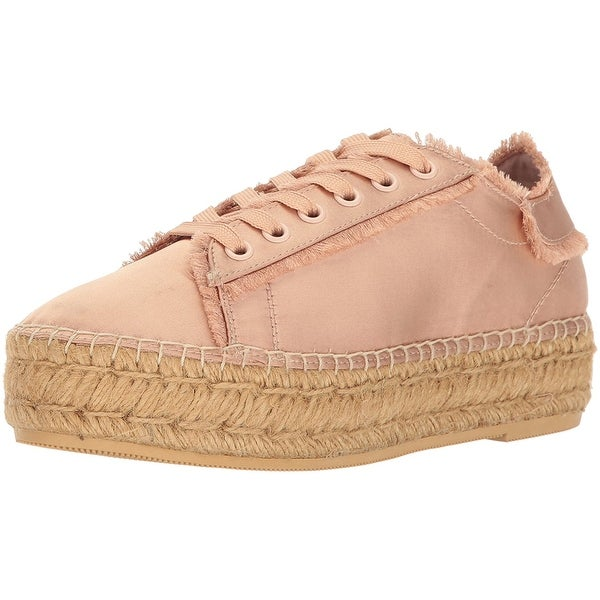 STEVEN by Steve Madden Womens Pace-s Fabric Low Top Lace Up Fashion Sneakers