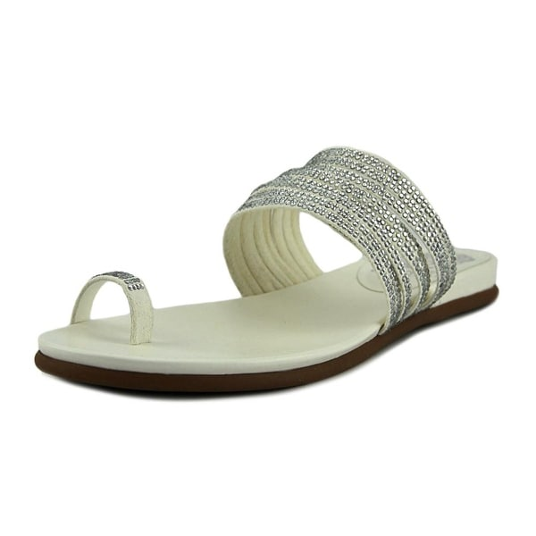 Vince Camuto Eriantha Open Toe Synthetic Slides Sandal