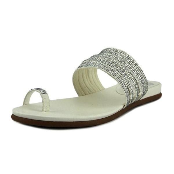 Vince Camuto Eriantha   Open Toe Synthetic  Slides Sandal