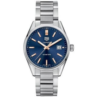 Link to Tag Heuer Women's WAR1112.BA0601 'Carrera' Titanium Watch Similar Items in Women's Watches