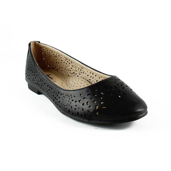 31d3cf9a624 Shop New Annie Womens Xfm5243-A99-W Black Ballet Flats Size 8 Wide ...