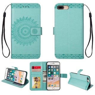 buy cell phone cases online at overstock our best cell phonequick view option 35712583 option 35712578 $12 99 mandala wallet case for models iphone 7 8