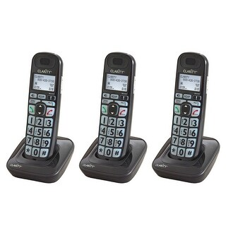 Clarity E814HS (3-Pack) Clarity E814 Handset