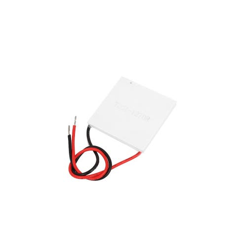 TEC1-12708 8A 12V 68W 40x40x3.5mm Thermoelectric Cooler Peltier Plate Module