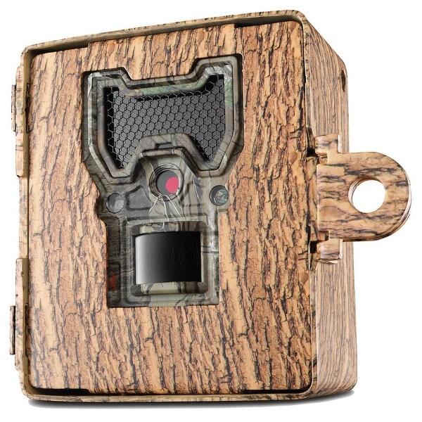 Bushnell 119754C Trail Camera HD Security Box Treebark Camo