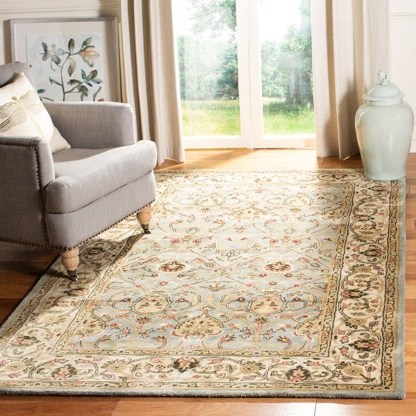 SAFAVIEH Handmade Persian Legend Hilkje Traditional Oriental Wool Rug. Opens flyout.