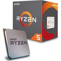 Amd Cpu Yd160xbcaewof Desktop Ryzen 5 1600X Am4 95 Watts Without Fan Retail