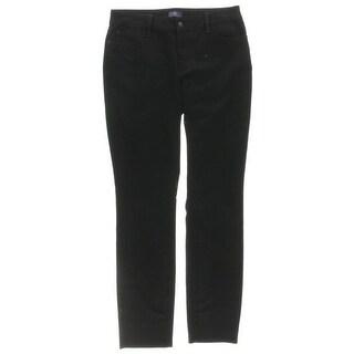 NYDJ Womens Denim Leggings Denim Textured - 8