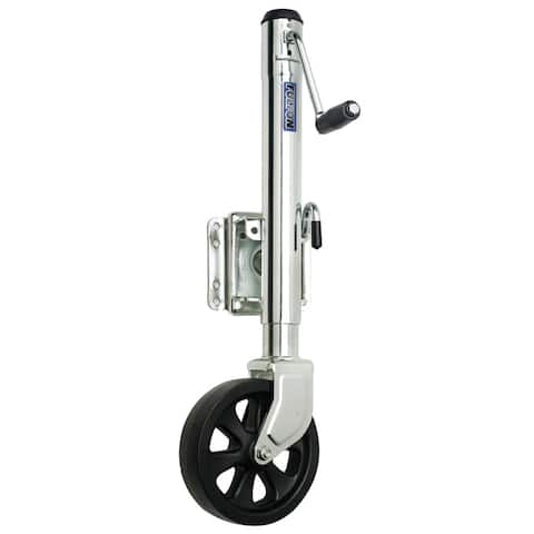 Fulton single wheel jack 1500# capacity