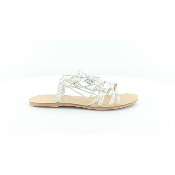 Nanette Lepore June Women's Sandals & Flip Flops Ice - 8