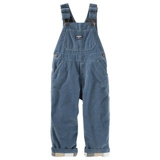 OshKosh B'gosh Baby Boys' Denim Overalls - Ink Blot Wash, 9 Months