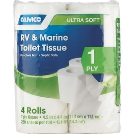 Camco 1Ply Rv Toilet Tissue
