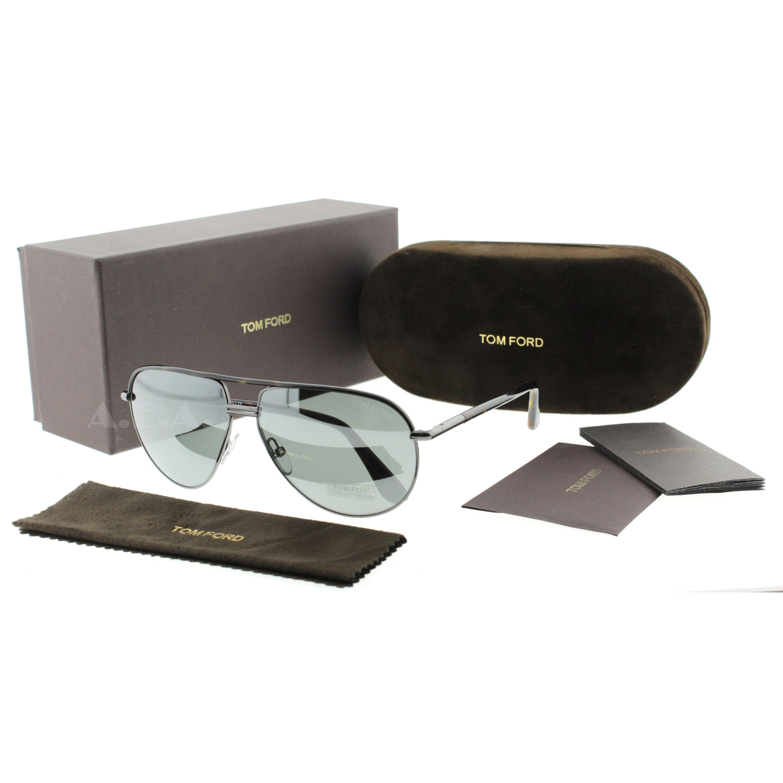 Tom Ford Cole Sunglasses in Gold Dark Havana