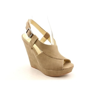 Chinese Laundry Mindy Women Open Toe Synthetic Wedge Sandal