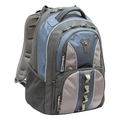 Swiss Gear 15.6-Inch Laptop Backpack (Cobalt Blue)