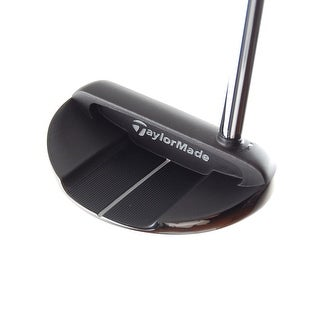 "New TaylorMade Ghost Tour Black Monte Carlo Putter 35"" LEFT HANDED"