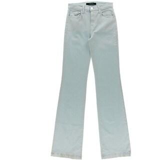 J Brand Womens Dasha Flare Jeans Denim Slimming Fit - 28