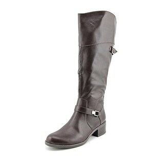 Alfani Fidoe Round Toe Synthetic Knee High Boot