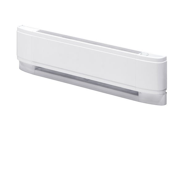 Dimplex PC2507W31 Proportional linear convector Baseboard heater 25 inch, 750/563W, 240/208V - White