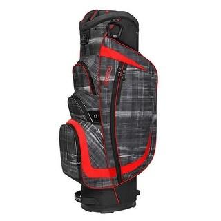 New Ogio Shredder Cart Bag (Paranormal / Red) - paramormal / red
