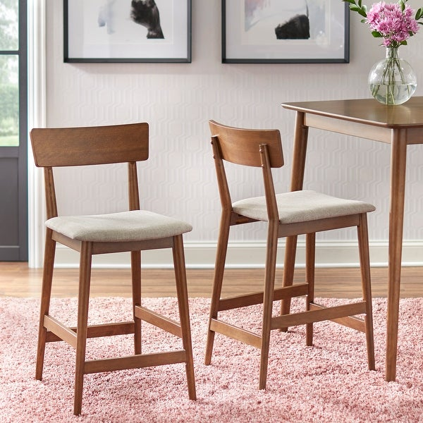 Simple Living Newington 26-inch Counter Stool. Opens flyout.