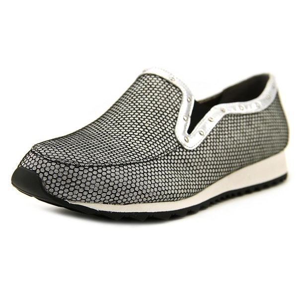 Easy Spirit Limara 2 Women Round Toe Synthetic Silver Walking Shoe